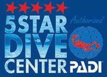 Padi 5 Star Center